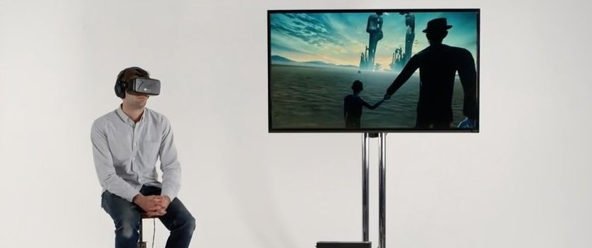 Интерактивная VR-выставка «Внутри искусства»