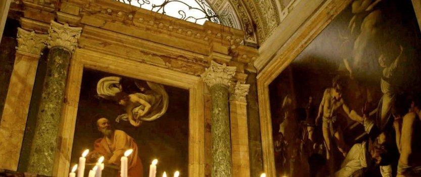 Музейное шоу «Караваджо: Душа и кровь»