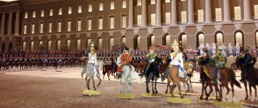 Выставка «Тайная жизнь оловянных солдатиков. Альпийский поход А.В. Суворова»