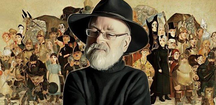 (RU) Неделя современного писателя, посвящённая Терри Пратчетту