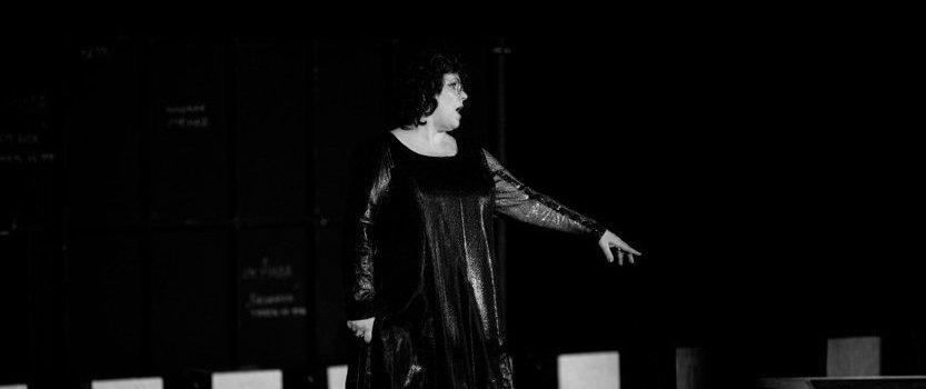 Опера «Аида» в Михайловском театре