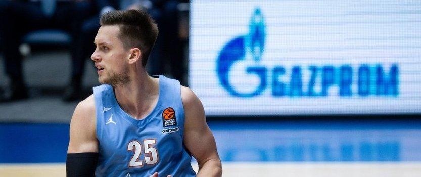 Баскетбольный матч «Зенит» — «Реал»!