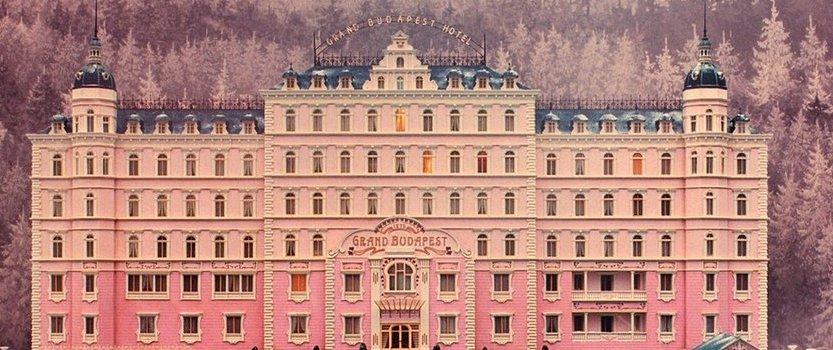 Арт-показ «Отель Гранд Будапешт»!