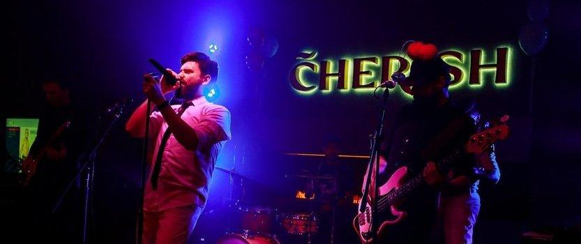 Новый год в Cherish!