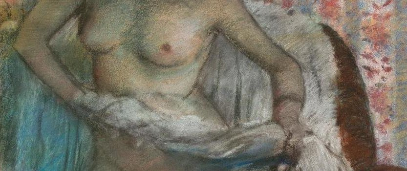 «Сюита обнаженных женщин» Эдгара Дега