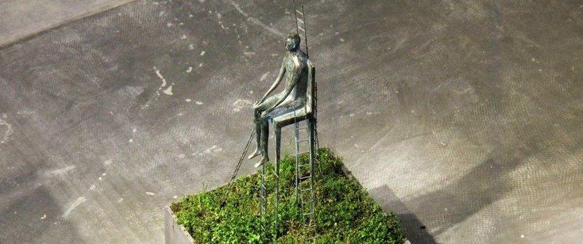 Выставка «Когда дерево станет камнем»