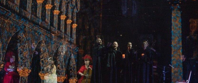 (RU) Шоу «Вивальди. Любовь и смерть в Венеции»