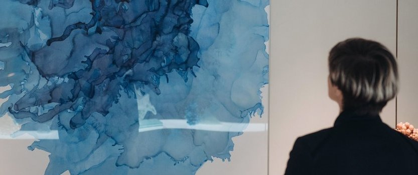 (RU) Выставка Константина фон Рибена